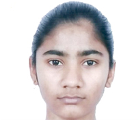 Picture of Student Nivedita Verma
