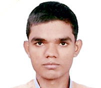 Picture of Student August Patel